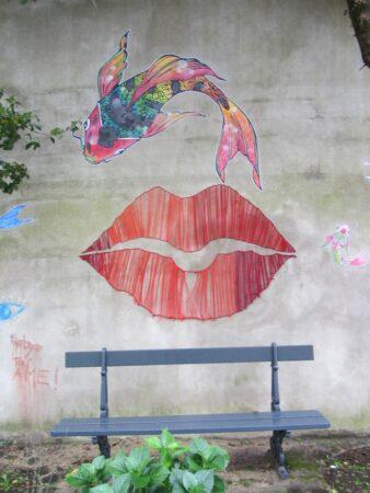 Le baiser du poisson